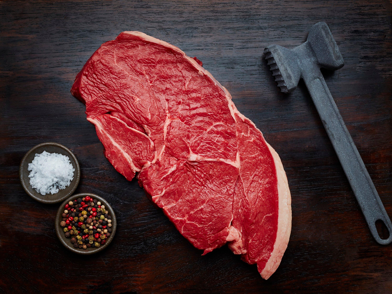 Sharing Rump Steak   Beef   Field&Flower Butchers
